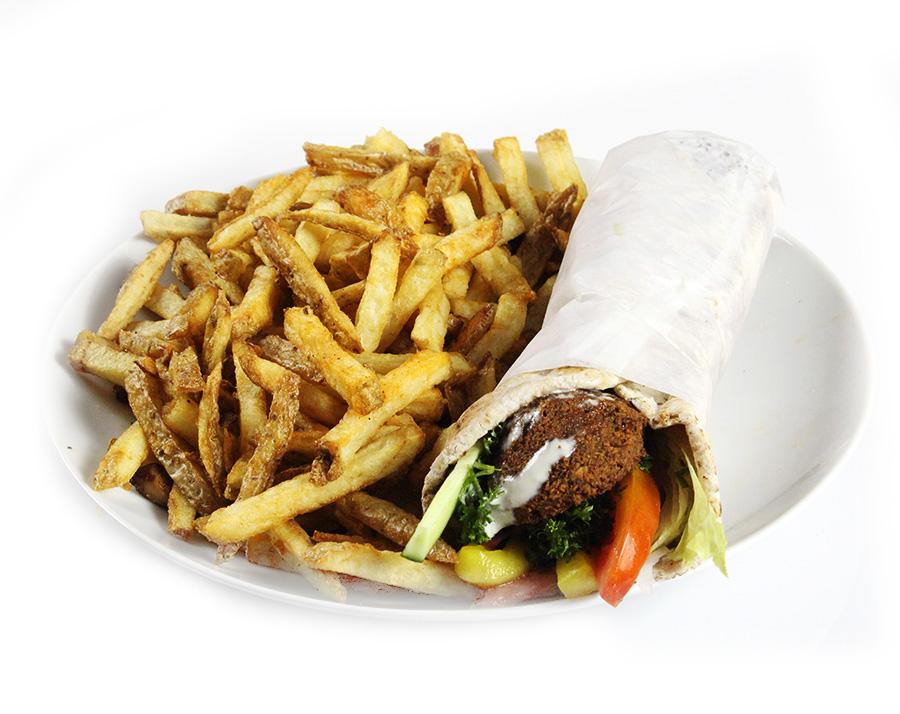 Falafel Shawarma COMBO