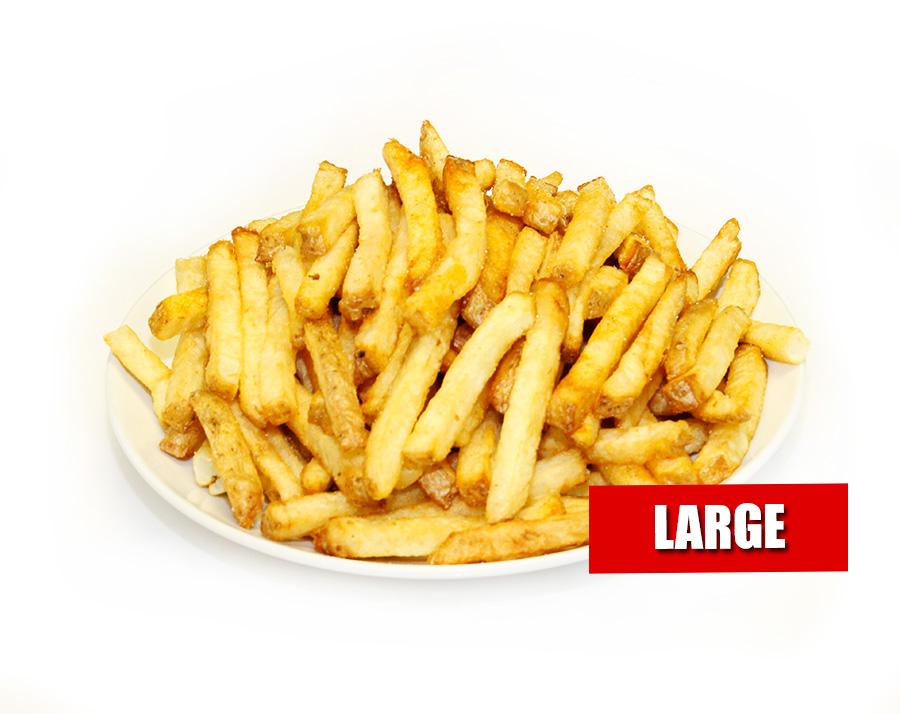 Fresh Cut Large Fries