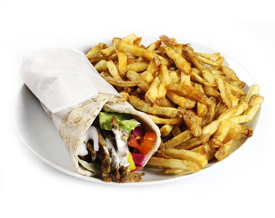 Beef Shawarma COMBO